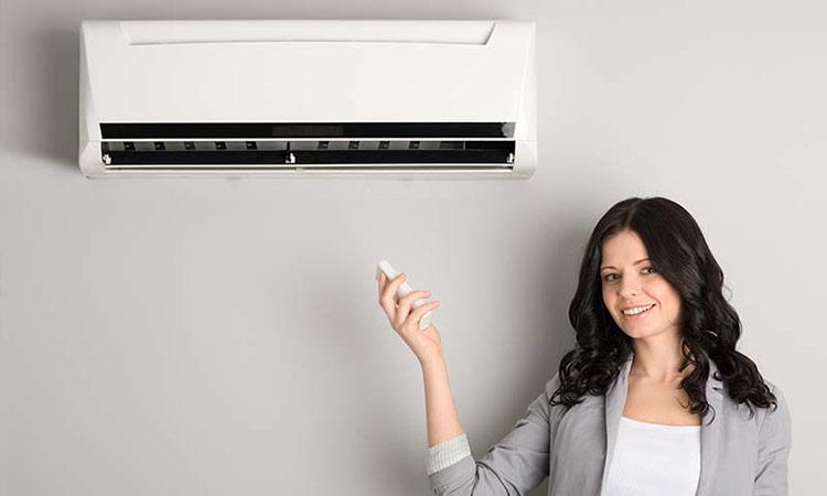 26°C là nhiệt độ phù hợp nhất của điều hòa, vừa dễ chịu, vừa không bị ốm