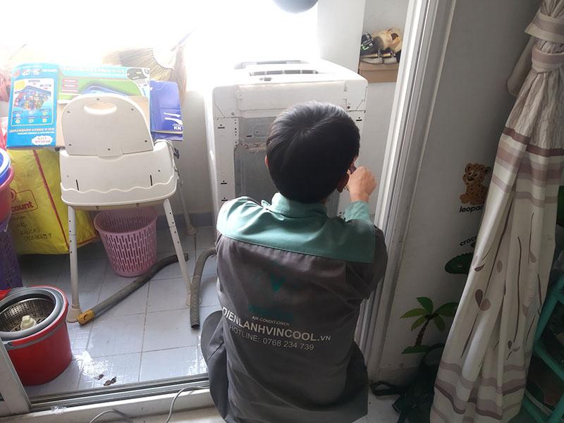 Bảng giá dịch vụ sửa máy giặt
