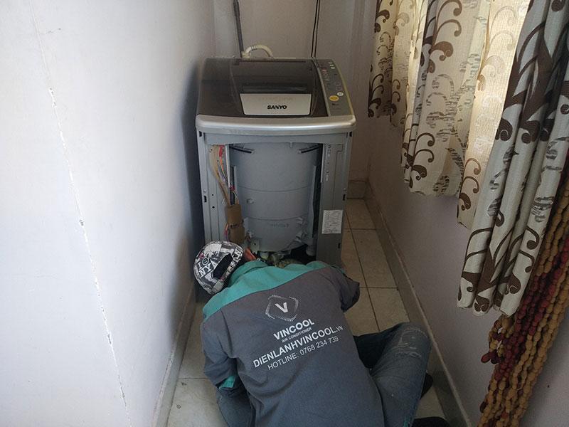 Điện Lạnh Vincool – Dịch vụ sửa máy giặt tốt nhất tại TP HCM