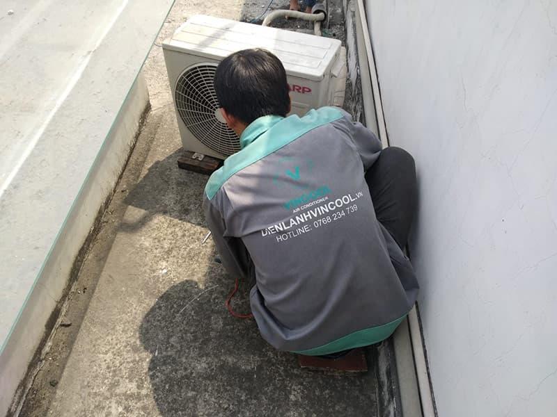 Bảo hành sau sửa máy lạnh quận Tân Phú ở đâu uy tín, chất lượng?