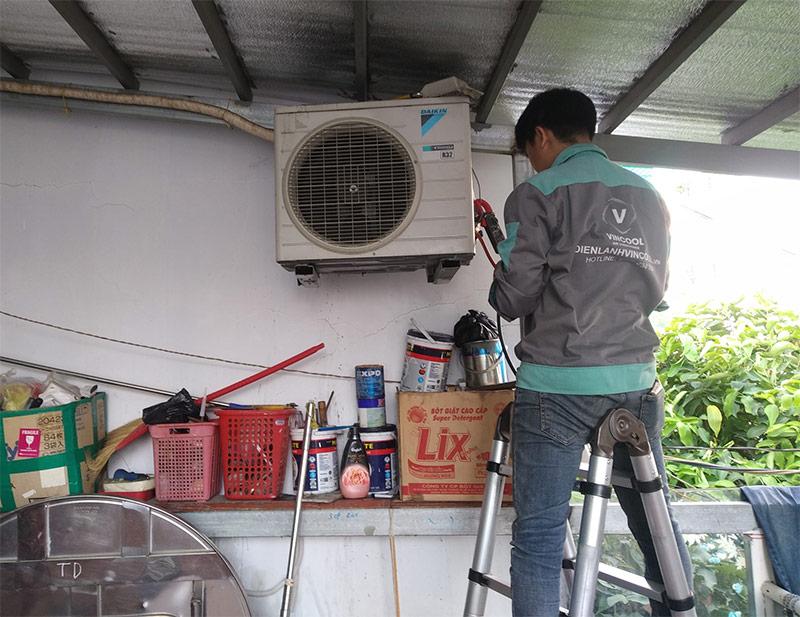 Bật mí cách sửa máy lạnh không lạnh