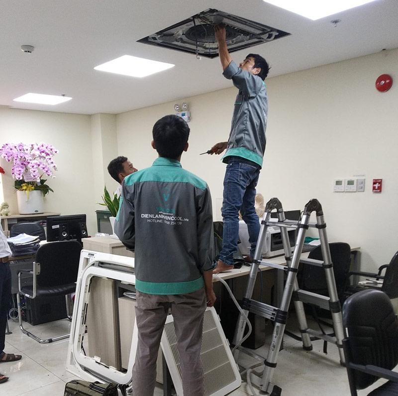 Dịch vụ sửa máy lạnh Hóc Môn giá rẻ, chuyên nghiệp
