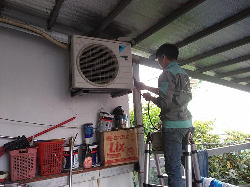 Dấu hiệu nhận biết block máy lạnh bị hư