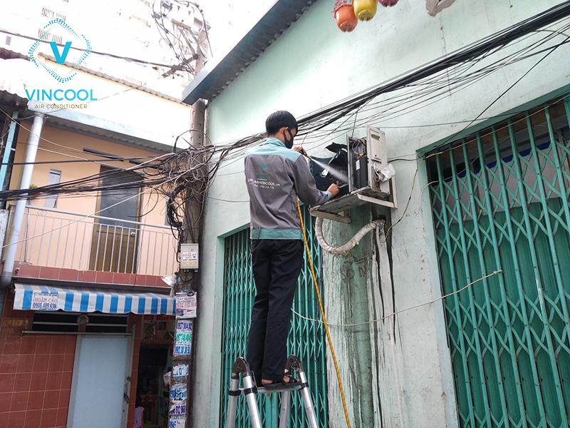 Di dời máy lạnh quận Phú Nhuận tại nhà uy tín ở đâu?