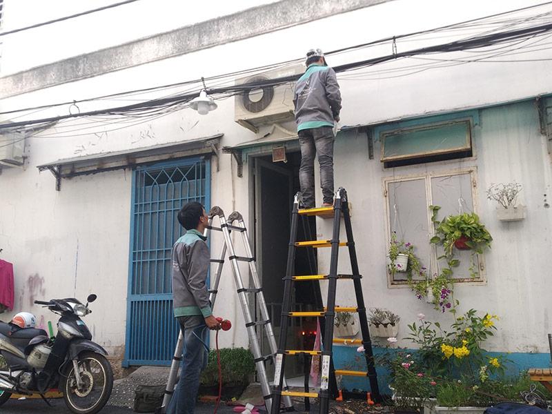 Di dời máy lạnh quận Tân Phú ở đâu uy tín, chất lượng tại TP.HCM?