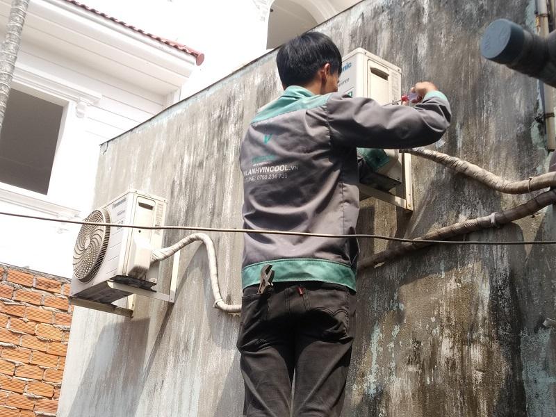 Địa chỉ sửa máy lạnh quận Gò Vấp nhanh chóng bảo hành lâu dài