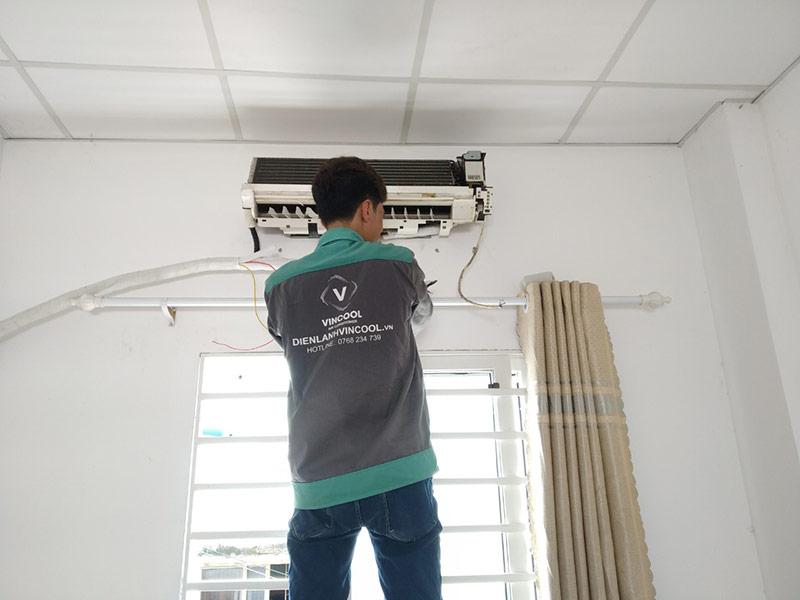 di dời máy lạnh quận Bình Tân