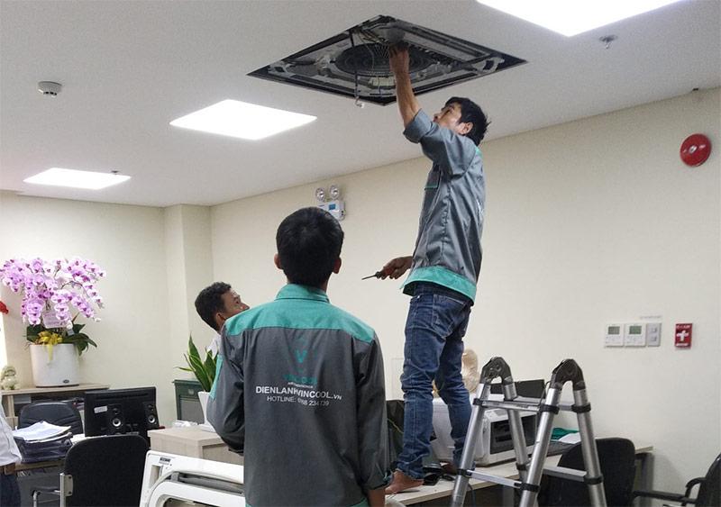 Dịch vụ di dời máy lạnh quận Phú Nhuận giá rẻ, chuyên nghiệp Vincool