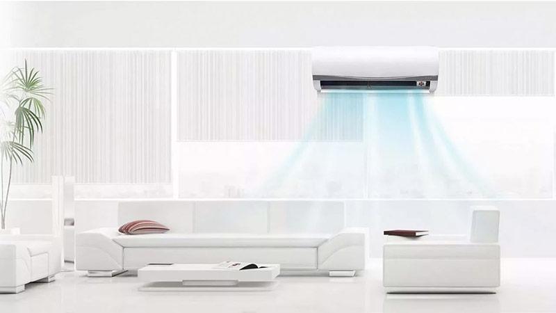 Vị trí lắp đặt máy lạnh có ảnh hưởng lớn đến sức khỏe của các thành viên trong nhà.