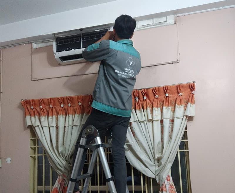 Vincool sửa chữa máy lạnh uy tín số 1 tại Tân Bình