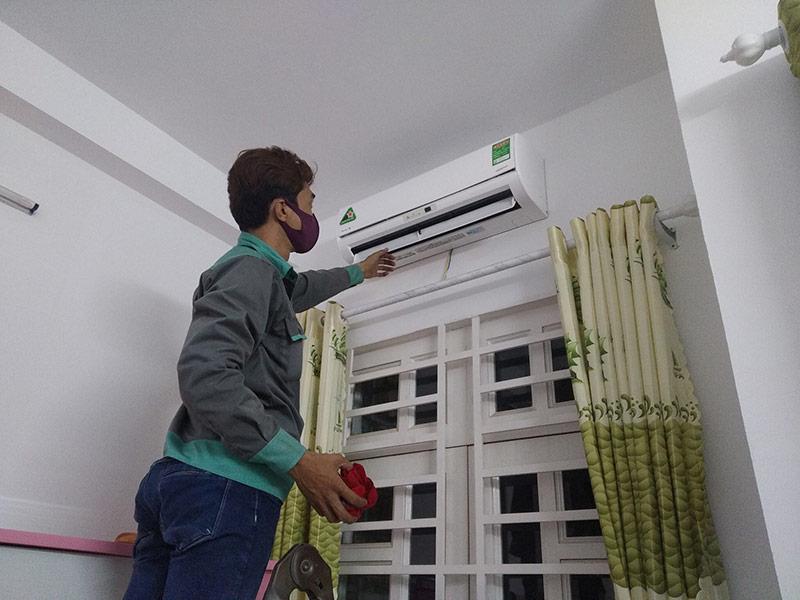 Dịch vụ sửa máy lạnh 24/24 tiết kiệm