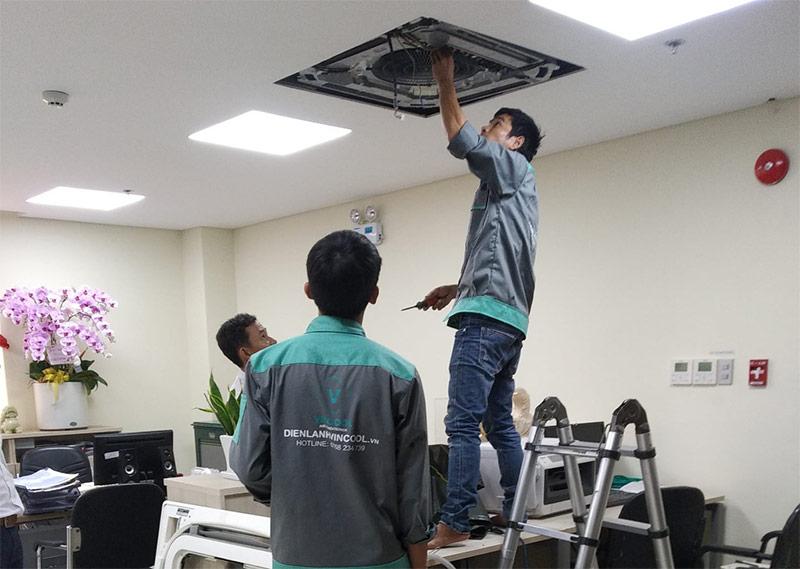 Vincool là nơi cung cấp dịch vụ tháo lắp máy lạnh uy tín được nhiều doanh nghiệp lựa chọn