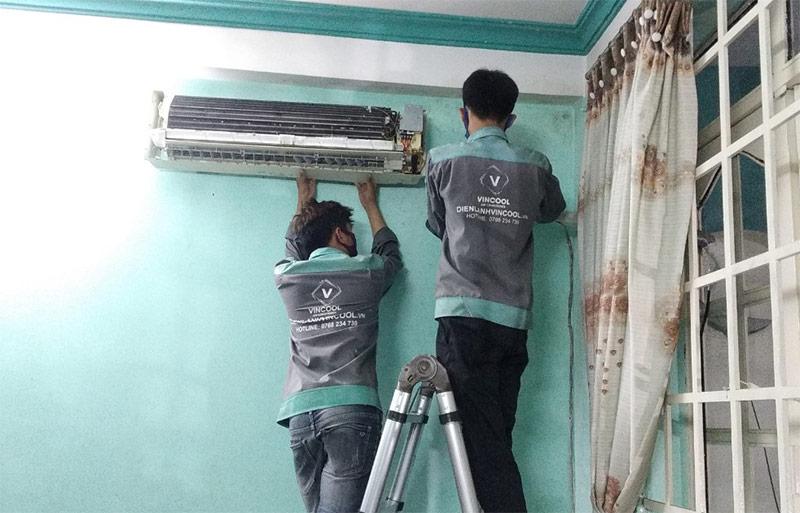 Dịch vụ Tháo lắp máy lạnh quận Phú Nhuận ở đâu uy tín?