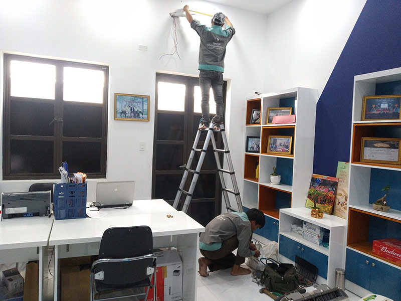 Dịch vụ tháo lắp máy lạnh quận Tân Bình giá rẻ, chuyên nghiệp