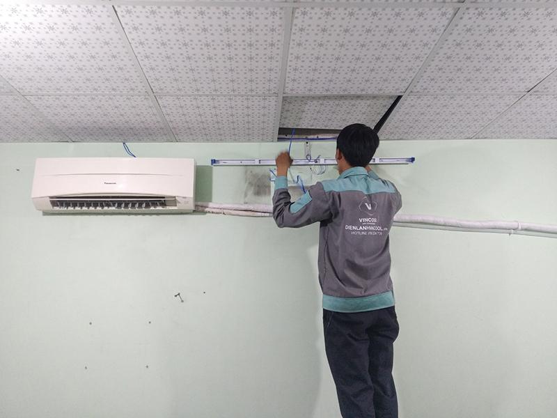 Điện Lạnh Vincool - Dịch vụ sửa máy lạnh uy tín tại TPHCM