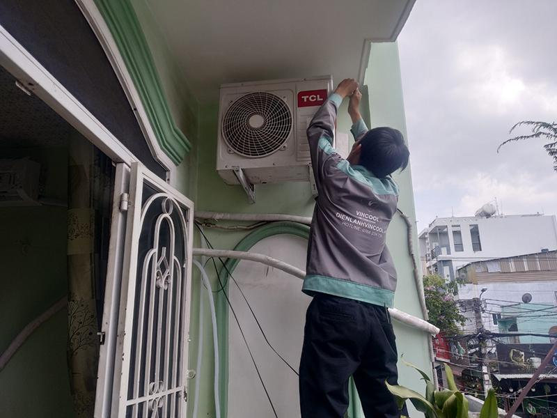 Giải pháp sửa máy lạnh tại nhà tức thì