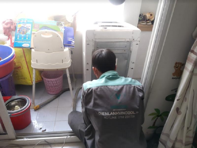 Làm gì khi máy giặt không giặt?