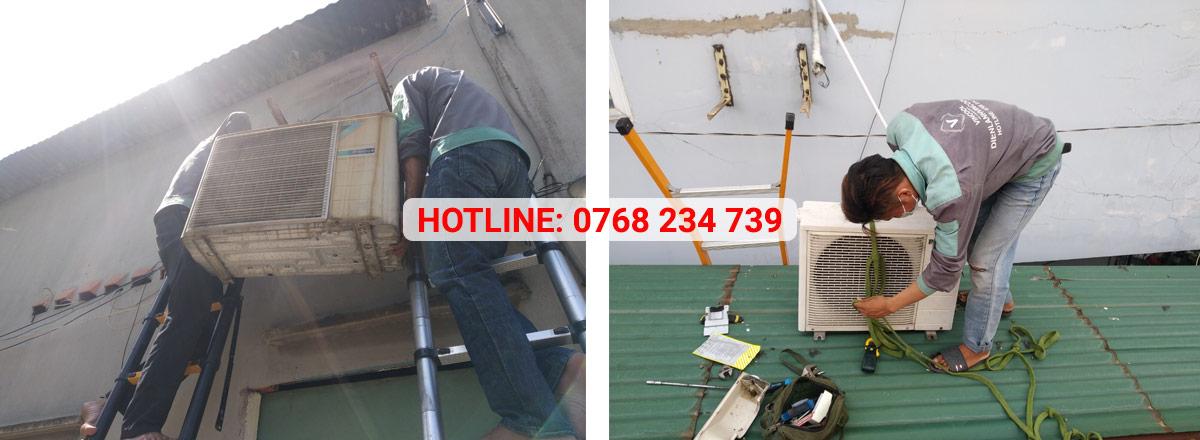 Vincool nhiều năm kinh nghiệm trong lĩnh vực sửa chữa, lắp đặt máy lạnh chuyên nghiệp tại TPHCM