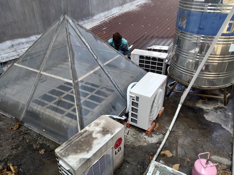 Loại gas máy lạnh nào dùng tốt?