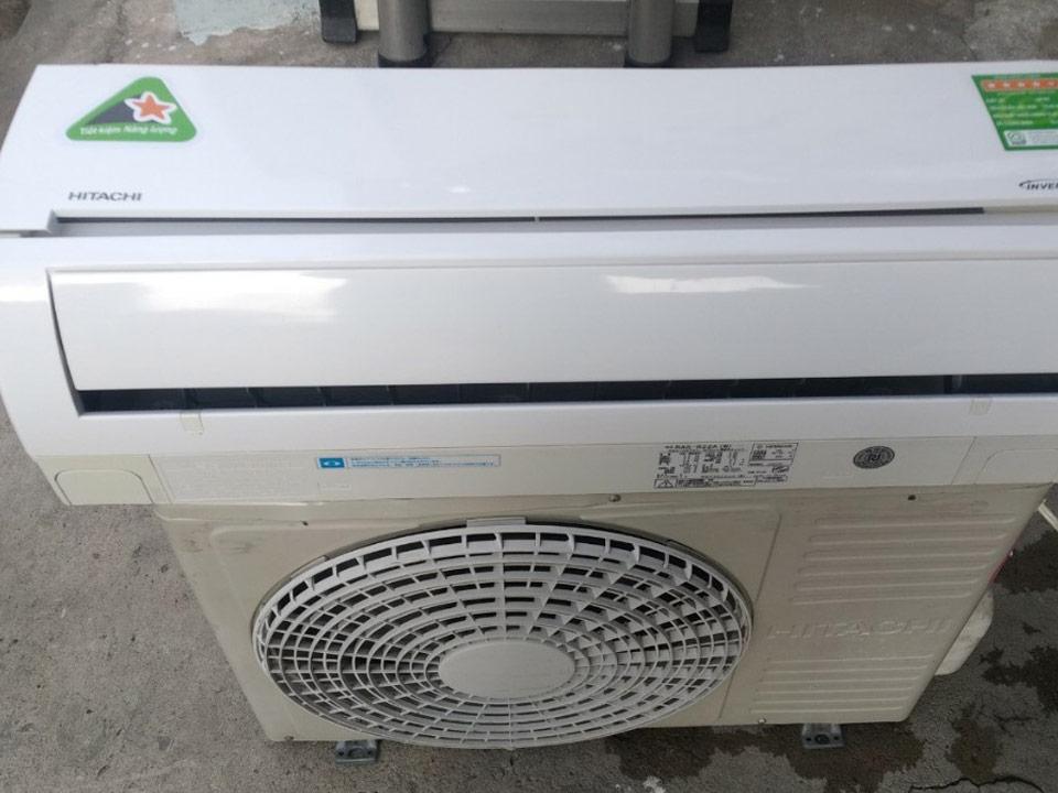 Máy lạnh Hitachi cũ inverter nội địa Nhật 1 HP