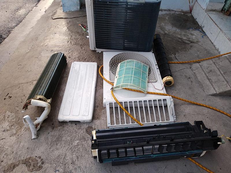 Những loại dung dịch vệ sinh máy lạnh tốt nhất hiện nay