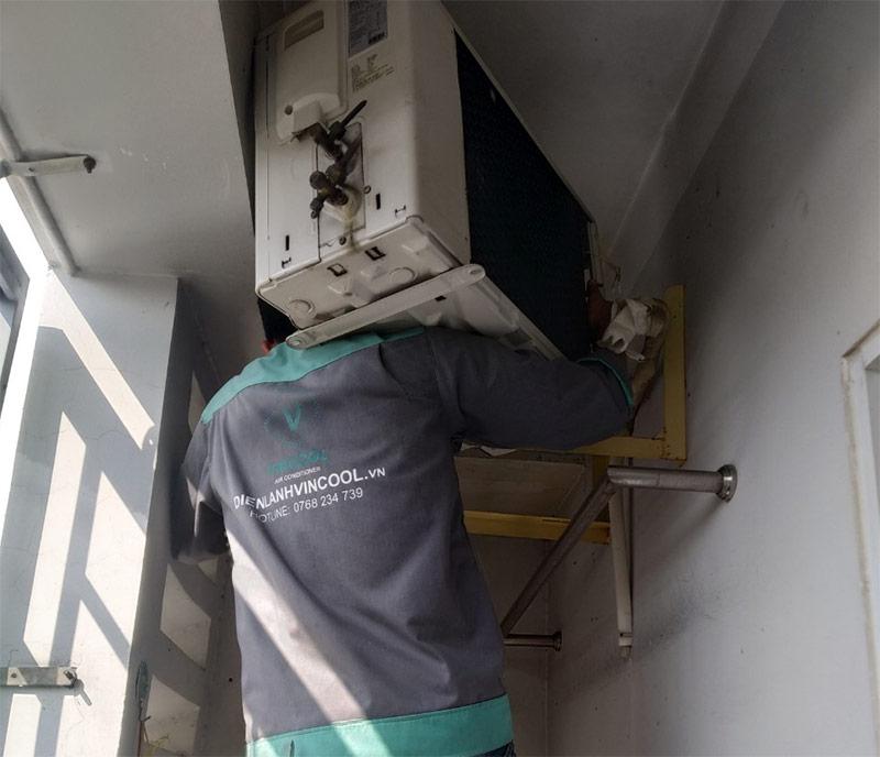 Ở đâu có bảng giá tháo lắp máy lạnh tại nhà tốt nhất hiện nay?
