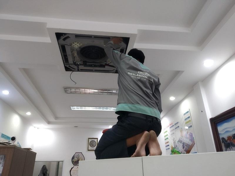Ở đâu sửa máy lạnh quận Gò Vấp nhanh nhất?