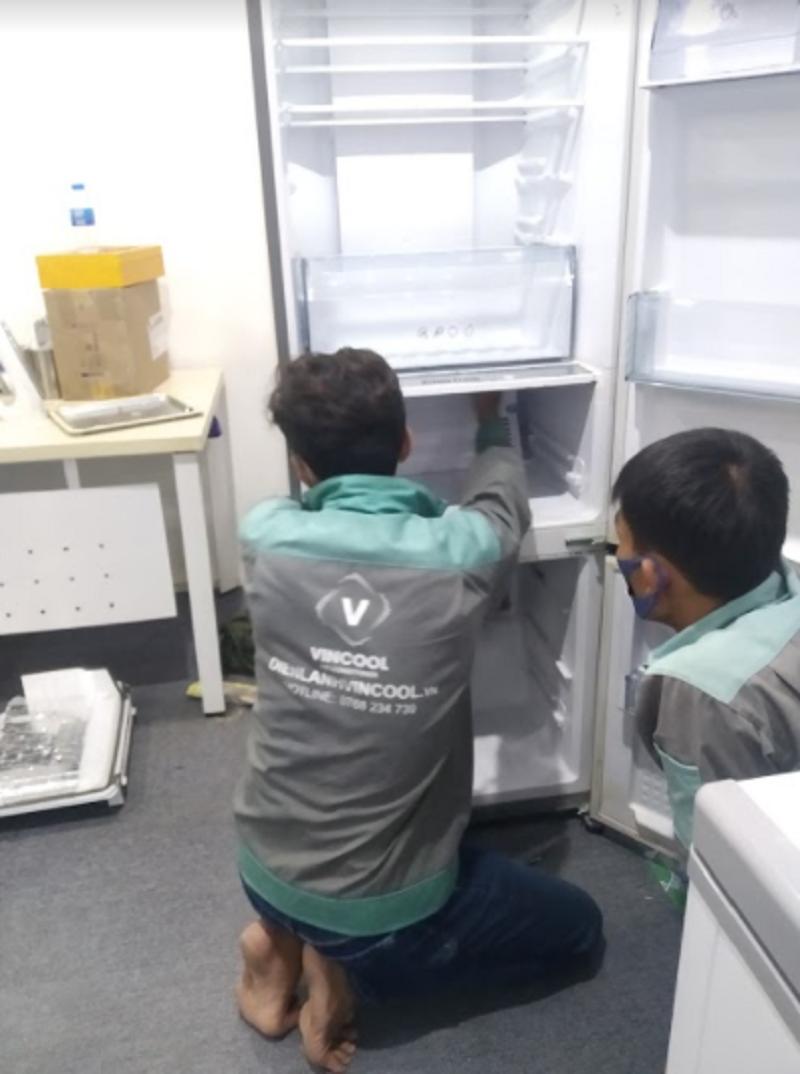 Sửa chữa tủ lạnh tại nhà – Khi nào cần thay gas tủ lạnh?