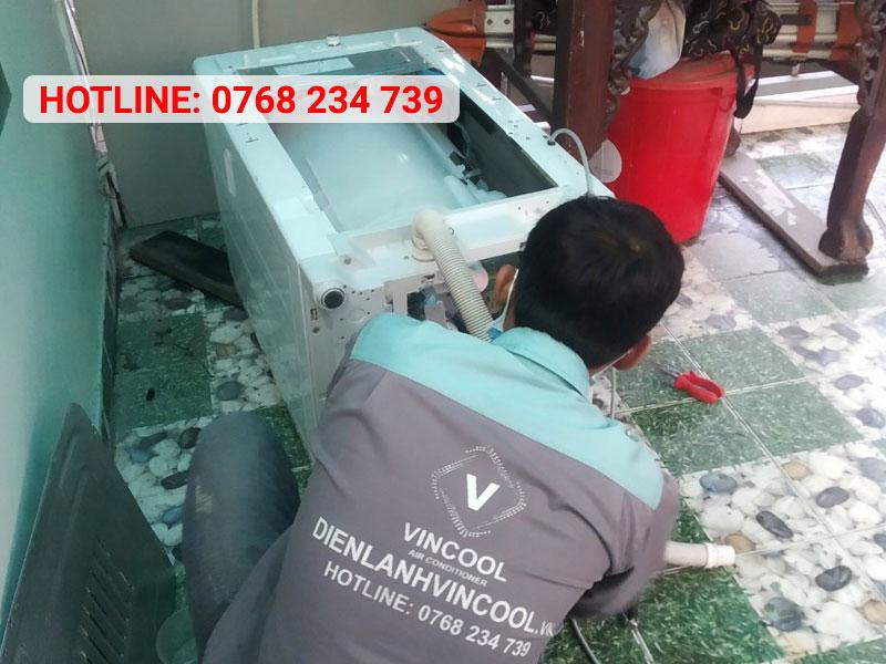 Sửa lòng máy giặt không quay uy tín tại TP.HCM ở đâu?
