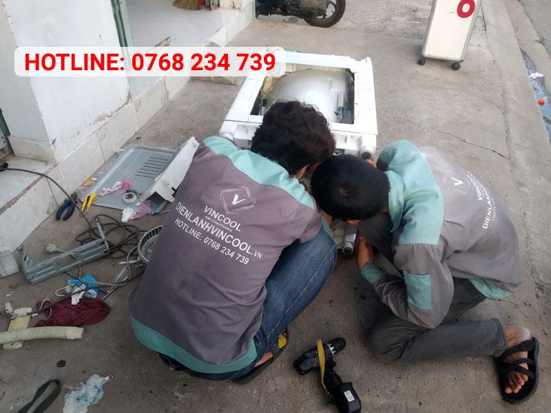 dịch vụ sửa máy giặt quận 1 chuyên nghiệp