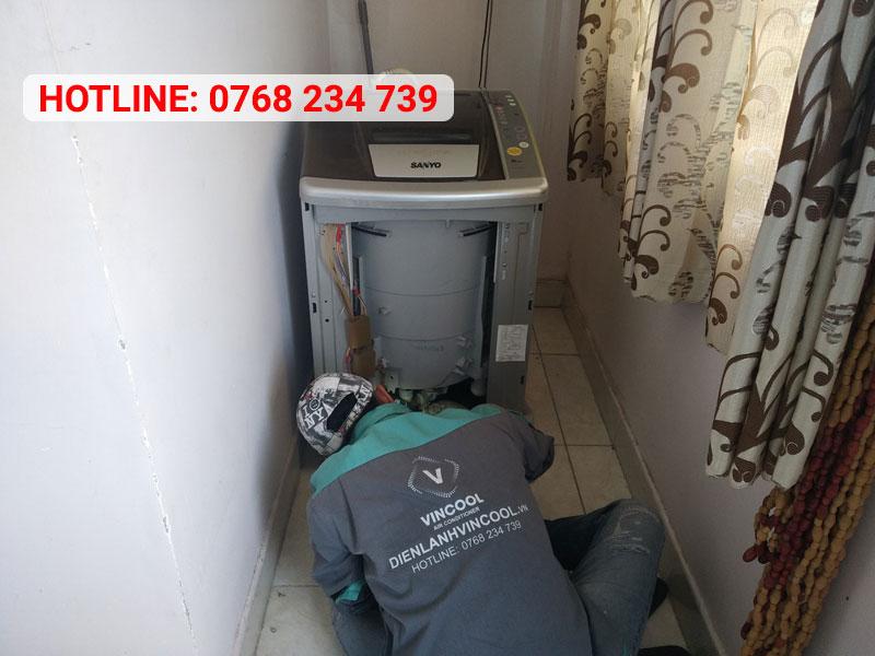 sửa máy giặt quận 1 tại nhà, uy tín, chuyên nghiệp