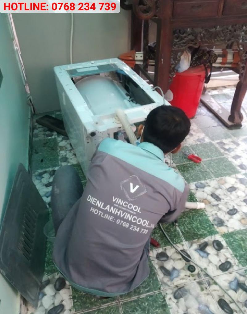 Sửa máy giặt quận 6 nhanh chóng tại nhà, uy tín, giá rẻ HCM
