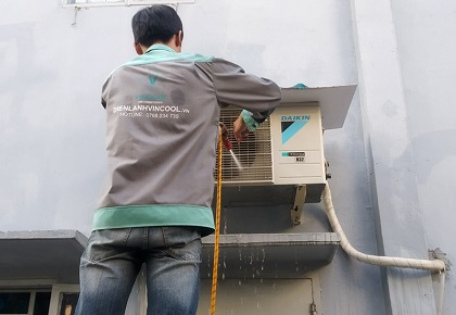 Cách sửa máy lạnh quận 10 tại nhà tiết kiệm