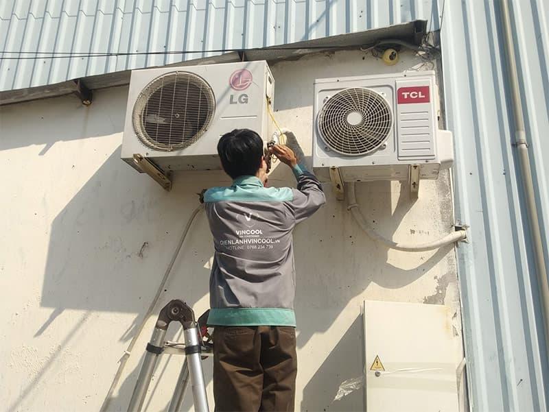 Sửa máy lạnh quận Bình Thạnh ở đâu uy tín, chất lượng?
