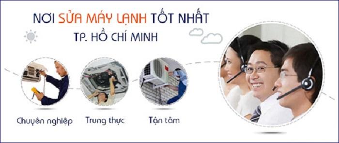 Sửa máy lạnh quận Tân Phú ở đâu uy tín, chất lượng?