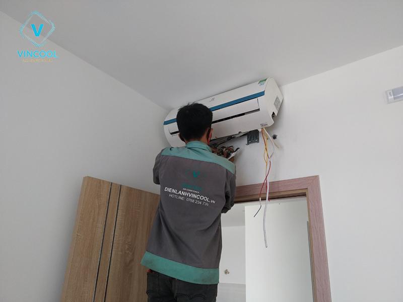 Sửa máy lạnh Quận 6 nhanh chóng, dễ dàng