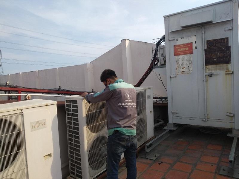 Sửa máy lạnh tại nhà quận Gò Vấp 24/24 ở đâu?