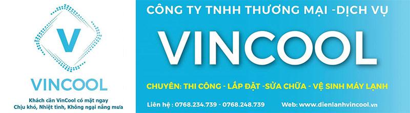Sửa máy lạnh tại nhà quận Tân Phú chất lượng cùng VinCool