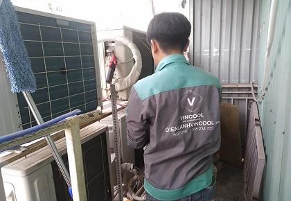 Dịch vụ sửa chữa máy lạnh quận Tân Bình uy tín, sự lựa chọn số 1 giành cho bạn