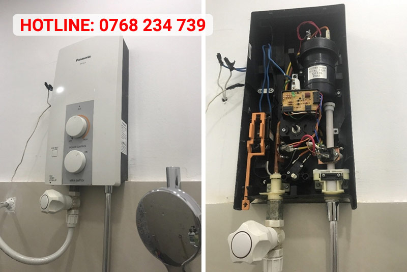 Sửa máy nước nóng quận 11 Uy tín, Chuyên nghiệp, Giá rẻ
