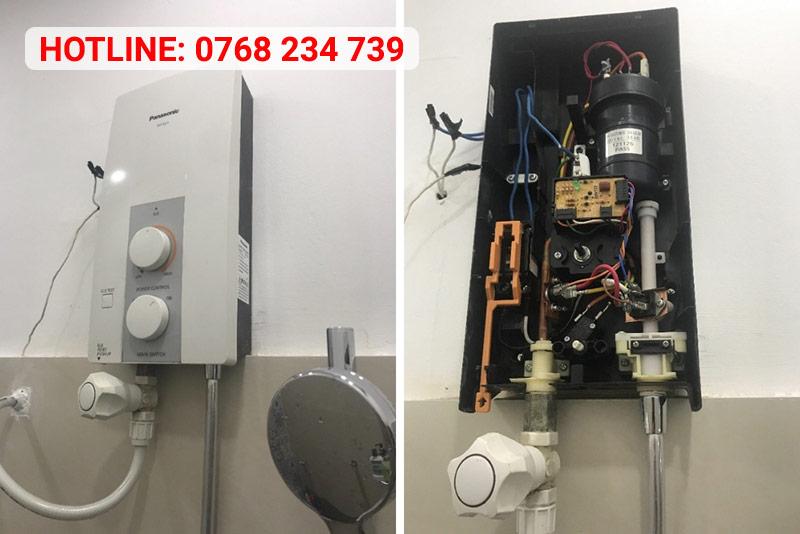 Sửa máy nước nóng quận 8, chế độ bảo hành đến 12 tháng