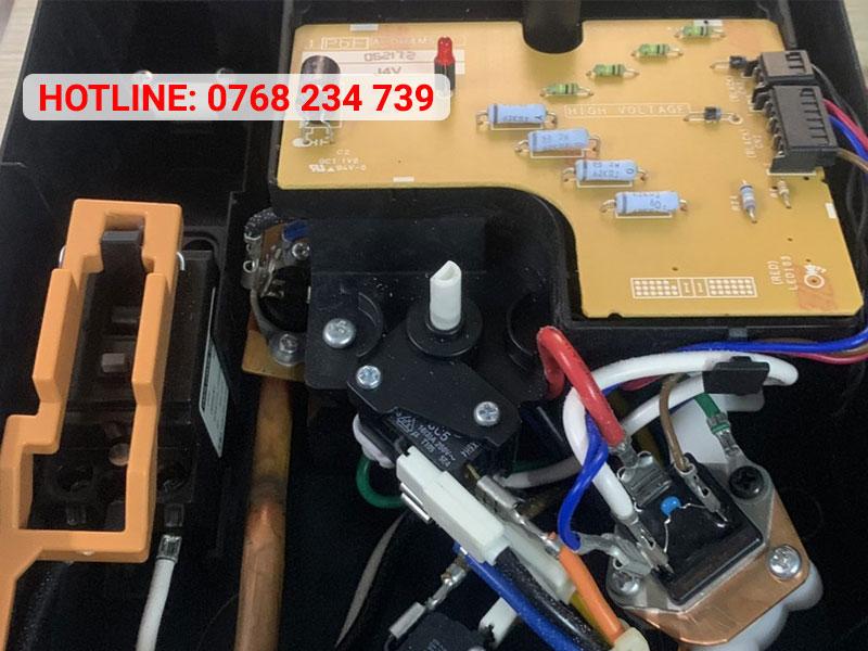 sửa máy nước nóng quận Bình Thạnh của VinCool