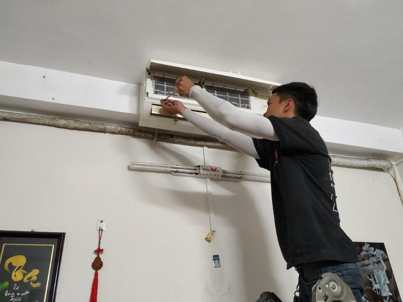 Tháo lắp máy lạnh quận Tân Phú ở đâu uy tín, chất lượng?