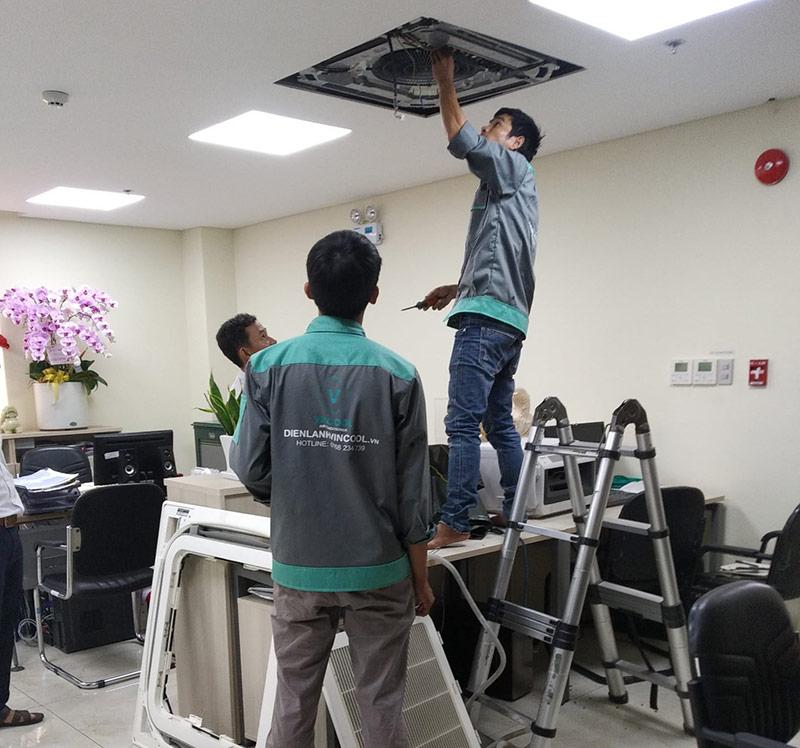 Dịch vụ sửa máy lạnh quận Gò Vấp giá rẻ, chuyên nghiệp chỉ có tại Vincool