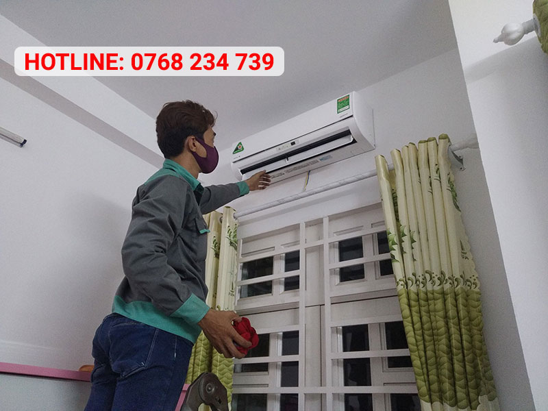 Dịch vụ vệ sinh máy lạnh quận 6 của VinCool đã được chuẩn hóa nhiều năm nay, gồm 4 bước
