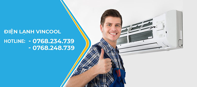 Vincool vệ sinh máy lạnh Tân Phú giá rẻ, nhanh chóng, uy tín, chuyên nghiệp