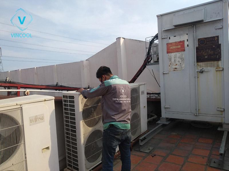 Vì sao nên sửa máy lạnh quận Gò Vấp tại Điện Lạnh VinCool?