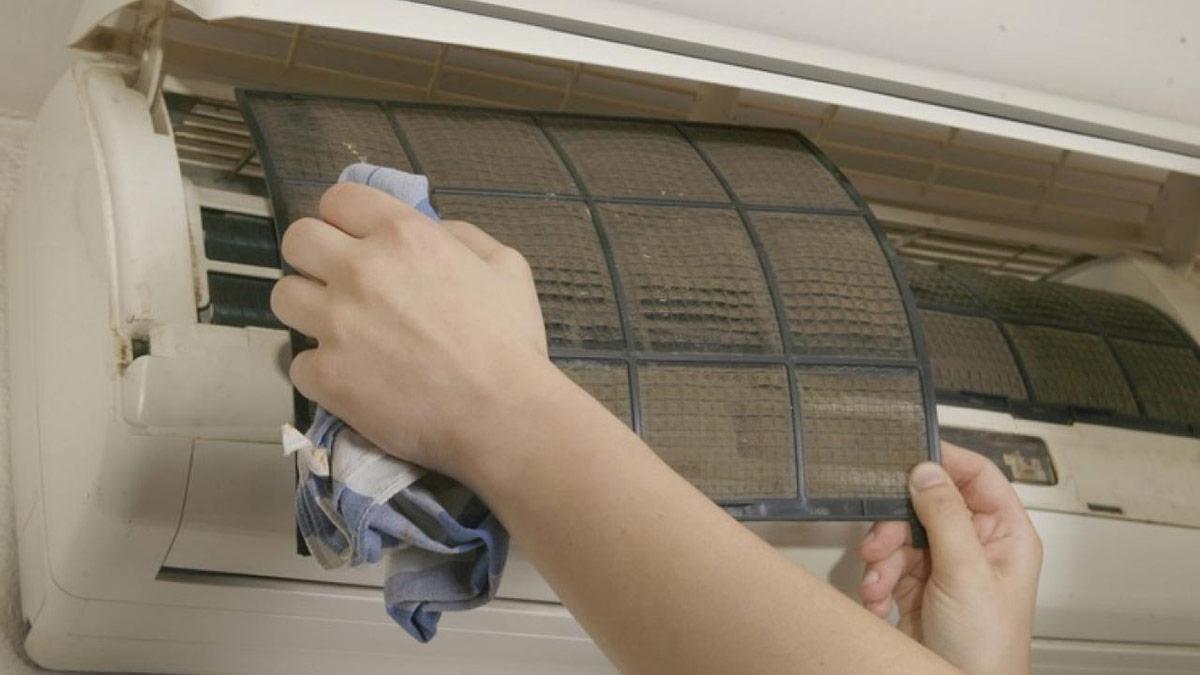 Tác hại của việc không vệ sinh máy lạnh thường xuyên