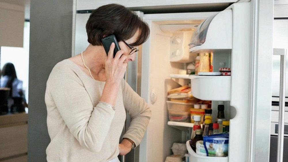 Cách sửa tủ lạnh chạy liên tục không nghỉ