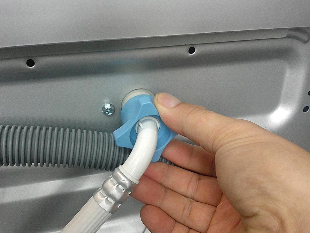 Ống dẫn nước bị tắc nghẽn